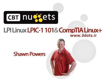 دانلود CBT Nuggets LPI Linux LPIC-1 101 and CompTIA Linux+ - آموزش کامپتیا لینوکس پلاس و ال پی آی ۱