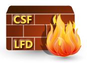 چگونگی فعال سازی اینترفیس وب برای فایروال CSF