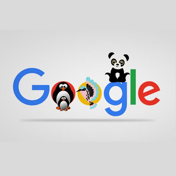 بررسی برخی از الگوریتم های گوگل