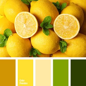 روانشناسی رنگ زرد در طراحی سایت