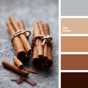 روانشناسی رنگ قهوه ای در طراحی سایت