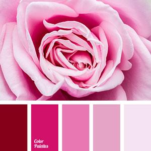 روانشناسی رنگ صورتی در طراحی سایت